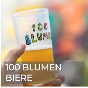 100 Blumen Bier