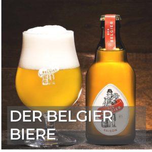 Der Belgier Bier