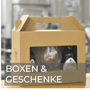 Boxen & Geschenke